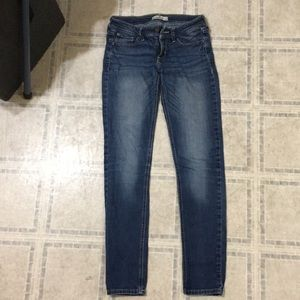 Hollister Jeans- Skinny Fit